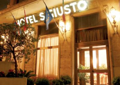 San Giusto Garibaldi Hotels – Roma